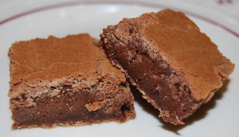 Florida Brownies from Bake! 012