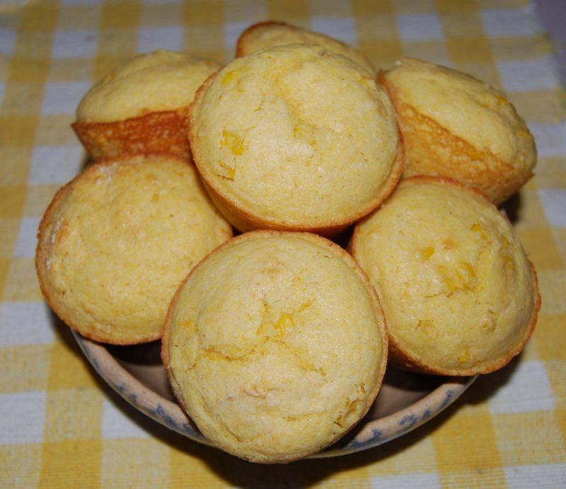TWD Corn Muffins 006