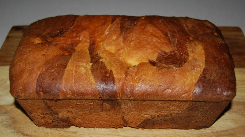 MB Marbled Chocolate Brioche Loaf 004
