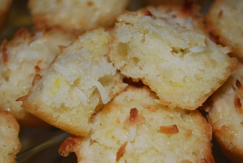 Bake Coconut Cakes 015