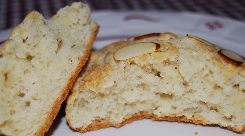 TWD Almond Scones 017