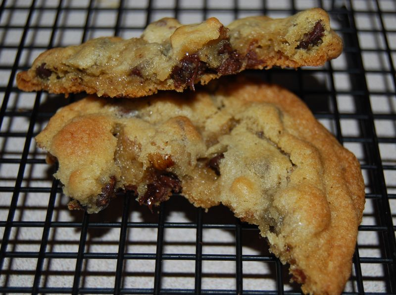 Bake! Choc Chip Cookies 016