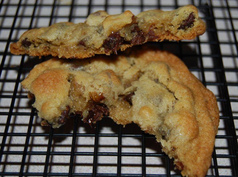 Bake! Choc Chip Cookies 016
