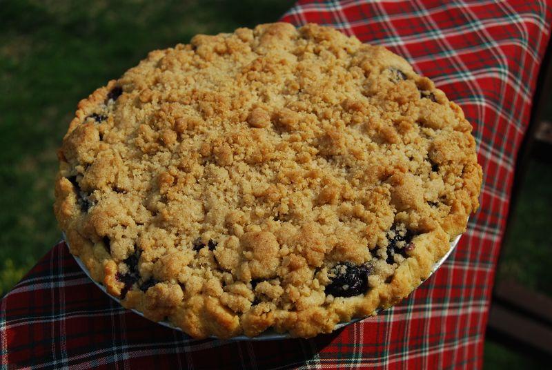 Modern Baker Blueberry Pie 004