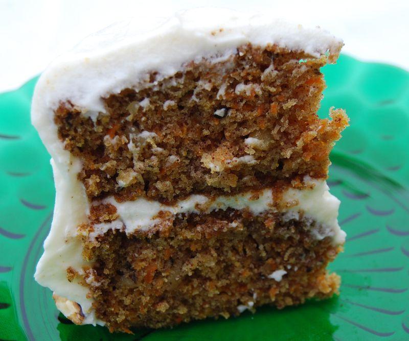 TWD apple tart and Bake! Carrot Cake 027