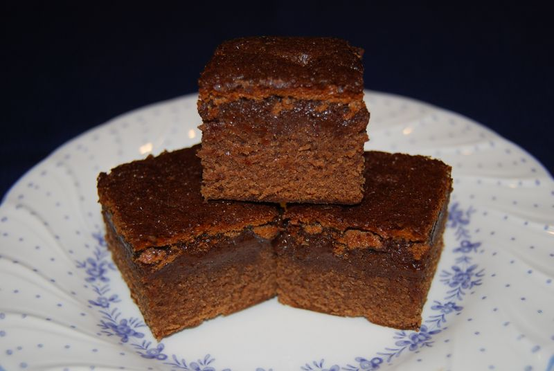 TWD Honey Nut Brownies 001