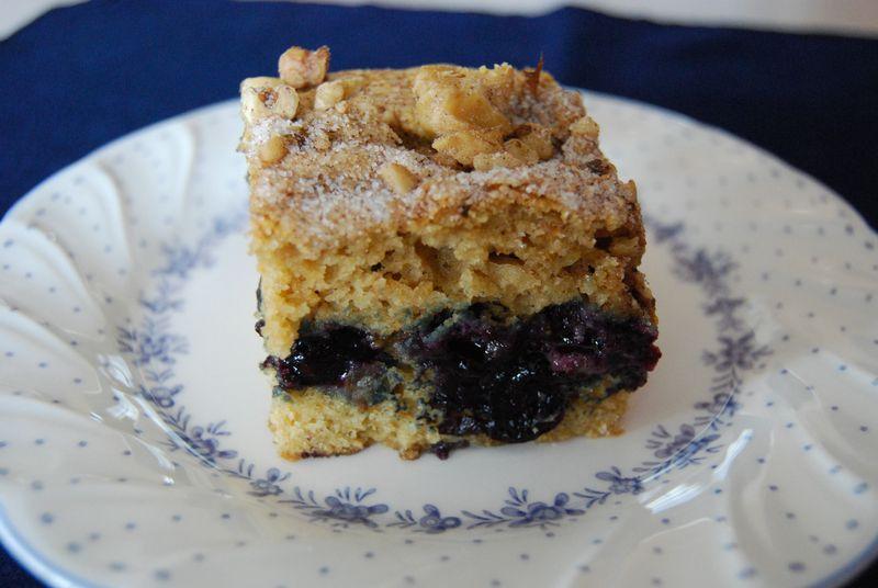 CEiMB Blueberry Coffee Cake; KAF Hard Rolls 003