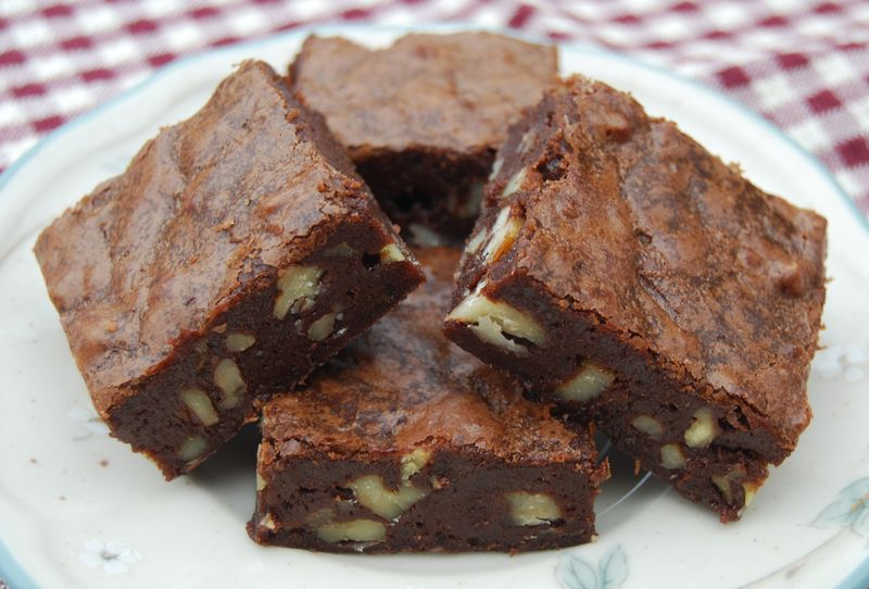 TWD Classic Brownies 007