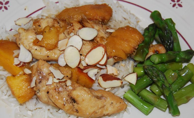 CEiMB Peach Chicken 016