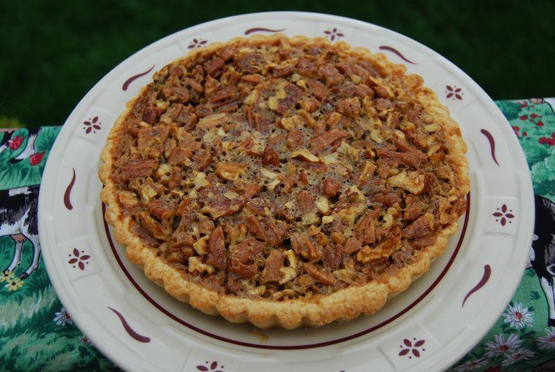 MB Pumpkin Tart MB Bourbon Pecan Tart 018