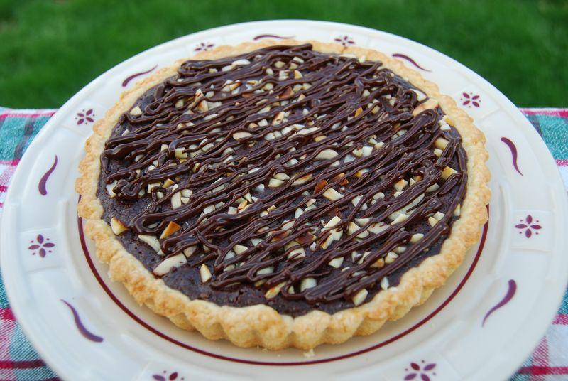 MB Chocolate Orange Rum Hazelnut and TWD Peppermint Marble Cake 008