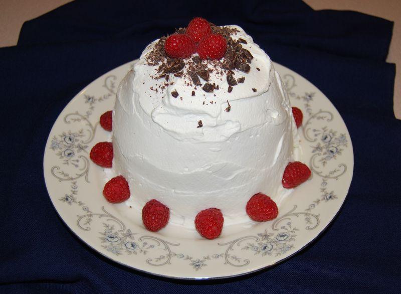 Bake Bombe cake, etc 024