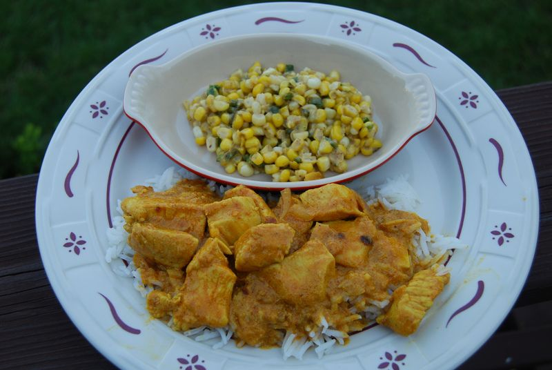 Indian Cooking Bal Chicken 025