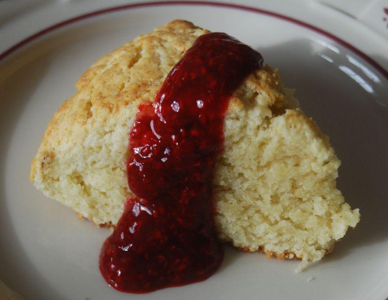 Bake! Cream Cheese Scones 020