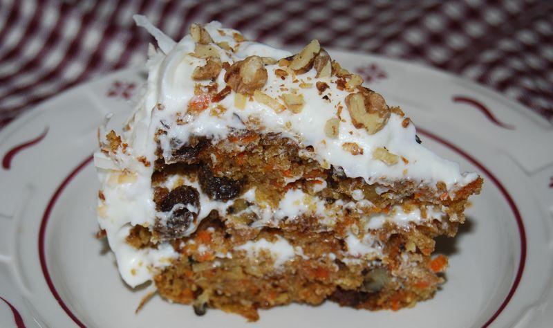 TWD Carrot Cake 101