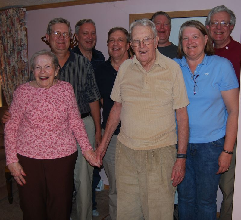 Dorothy & Emil's Anniversary Dinner Oct 1, 2011 062