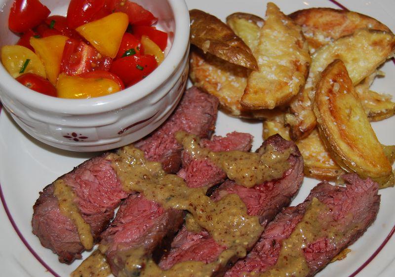 Around Home Fall and CEiMB Steak 029