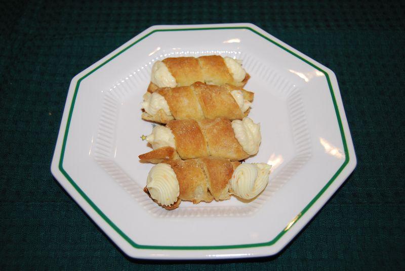 Cookie Exchange and TWD Grapefruit Tart 001
