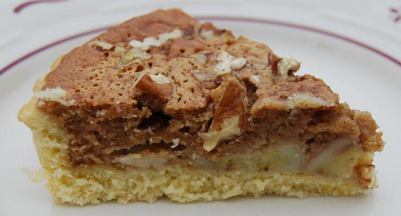 MB Banana Tart and Bake Chantilly Cake 013