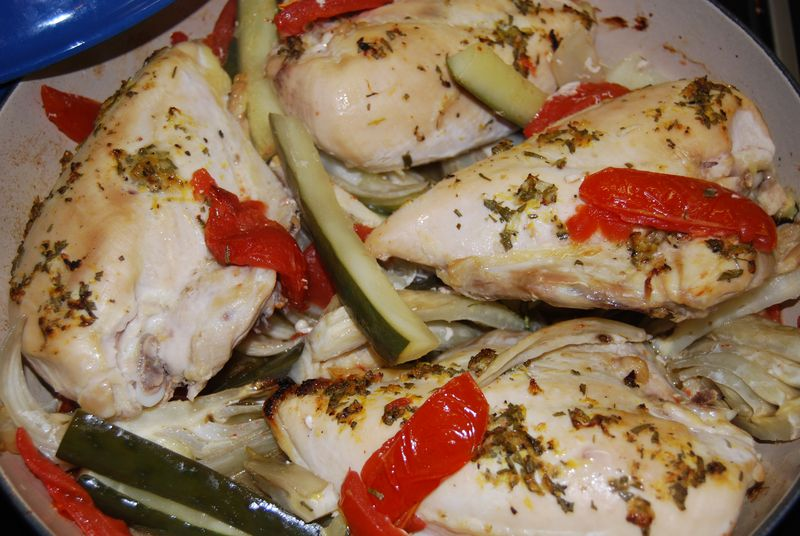 CEiMB Tuscan Chicken 006