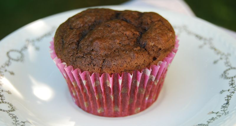 TWD Chocolate Muffins 009