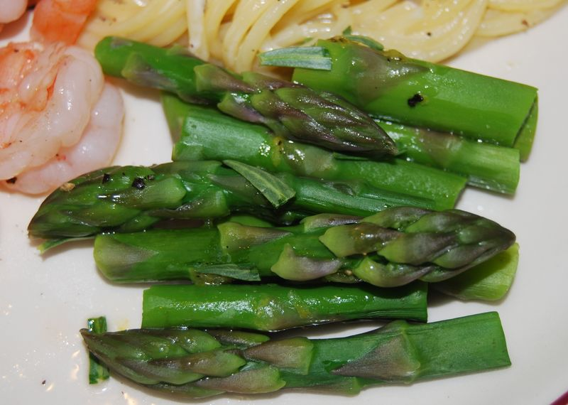 30 Min Pepper Pasta and Ellie Asparagus Tarragon 009