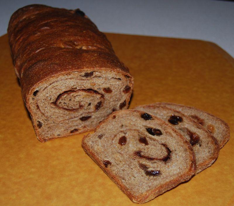 Cinnamon Bread F&D 016