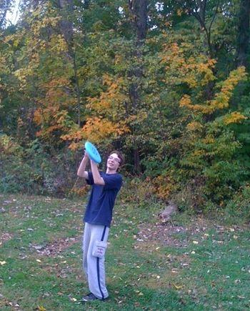 Alex Frisbee Golf