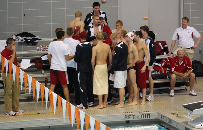 IU Tenn KY meet in Knoxville - 1st College Meet 010