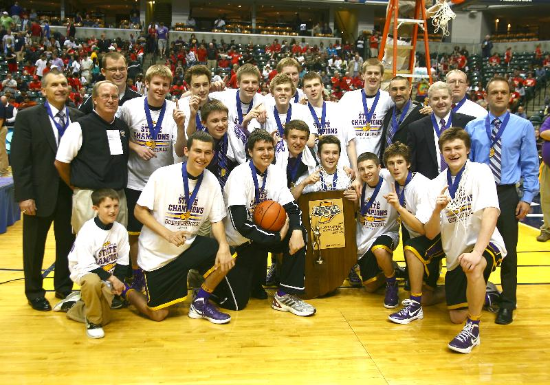 Guerin State BB Champions 2012
