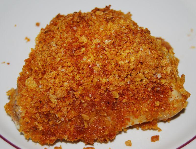 Ellie's Crispy Chicken and 30 Min Sp Tom Kalamata 001