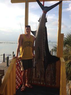 Matt at Gulf Shores Aug 5, 2012