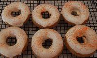 Rolls, doughnuts, DH tenderloin, TWD bread, MB straw shortcake, 051