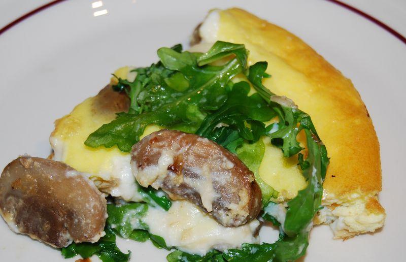 DH Leek Ricotta Mushroom Frittata 012