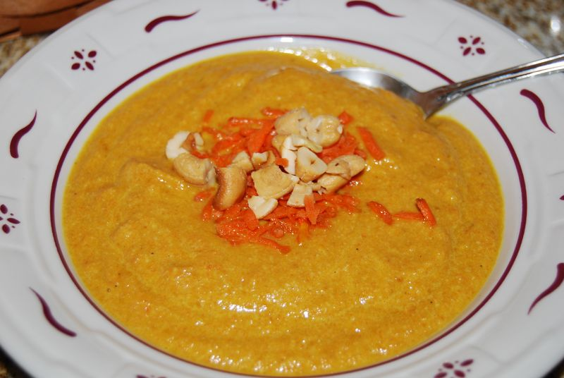 EwE Carrot Cashew Soup 001