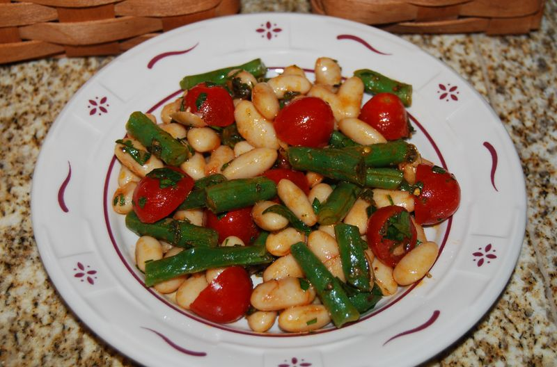 Wwdh cannellini bean salad 2 006