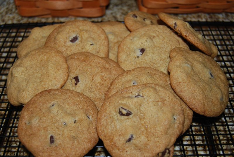 Ewe pot and peas, cinco, dessert cookies 027