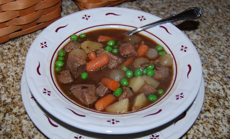 Ewe Guiness stew 001