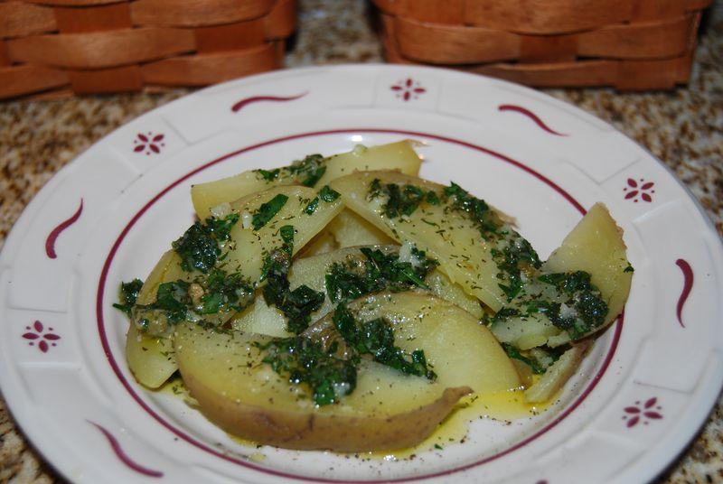 EwE Watermelon Feta WWDH Salsa Verde 30 Min Pasta w Spring Veg 036