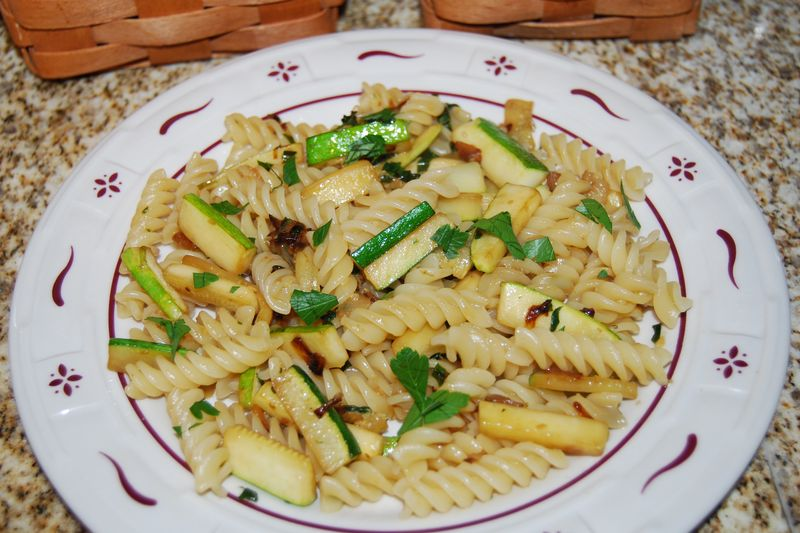 Hazan Zuc and Mint Fusilli 012
