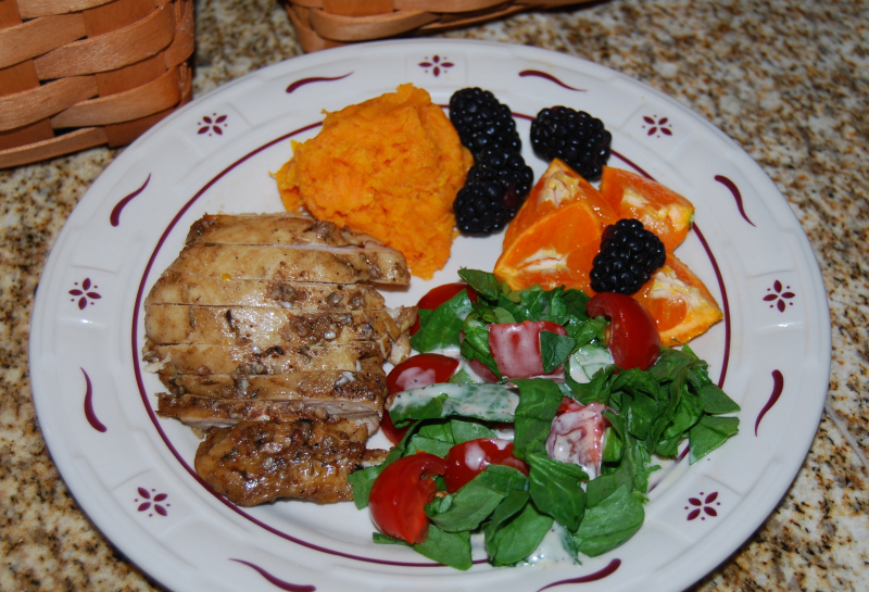 EwE sweet potatoes and something else for CC 025