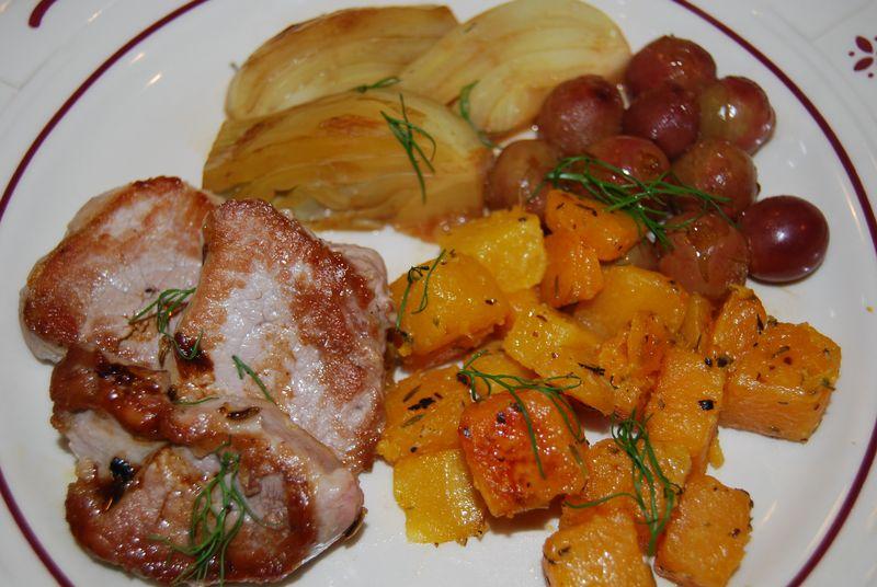 EwE Pork Fennel Grapes 017