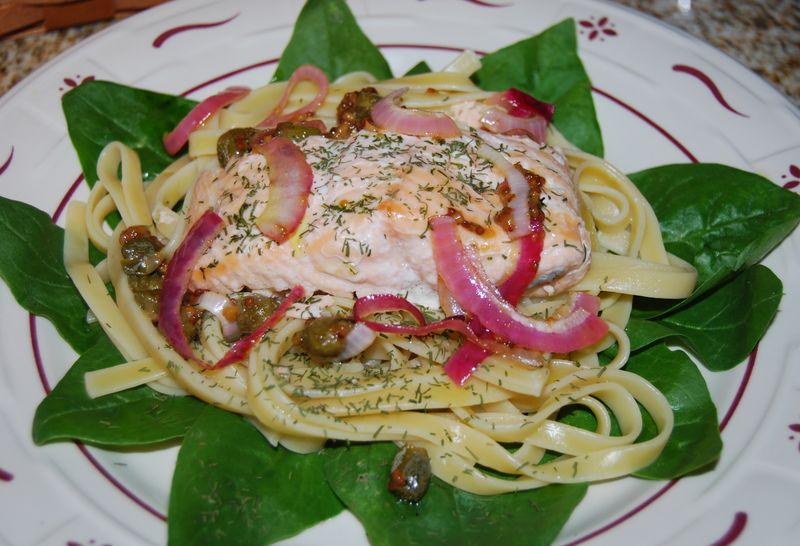 WWDH lamb shanks and salmon pasta 041