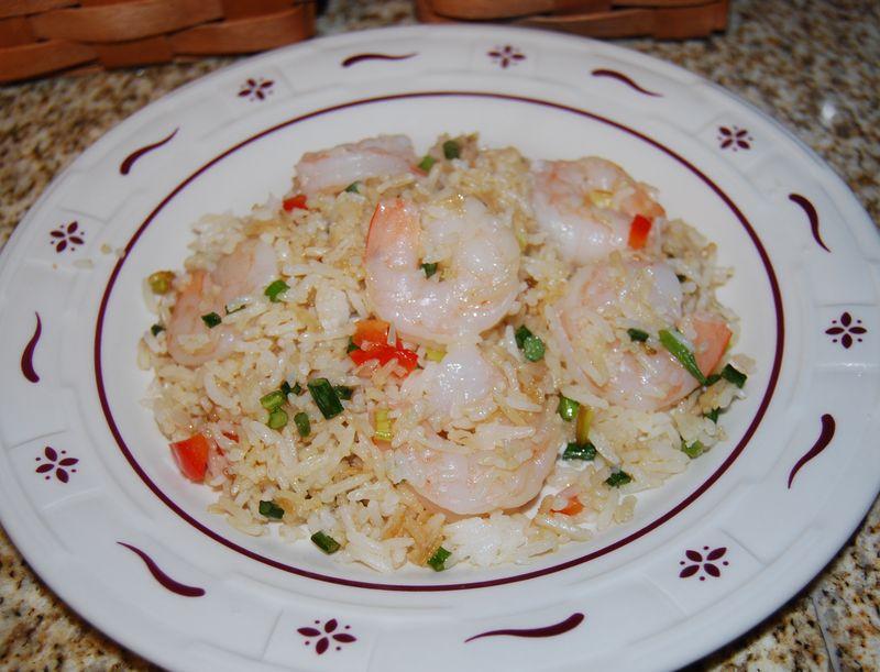 WWDH and EwE fried rice, cobbler, frittata 020