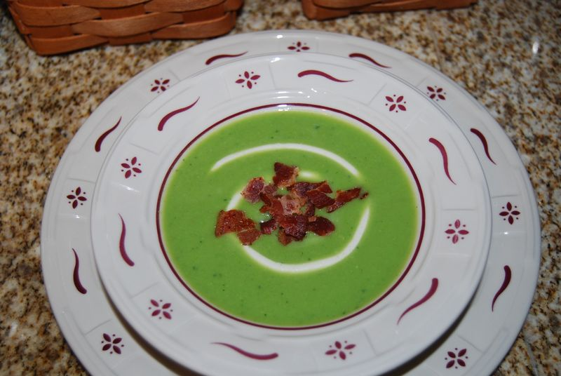 WiaFK Shrimp and Pea Soup 028