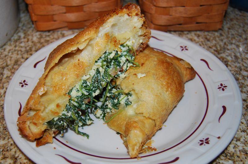 Wwdh ricotta spinach pies 014