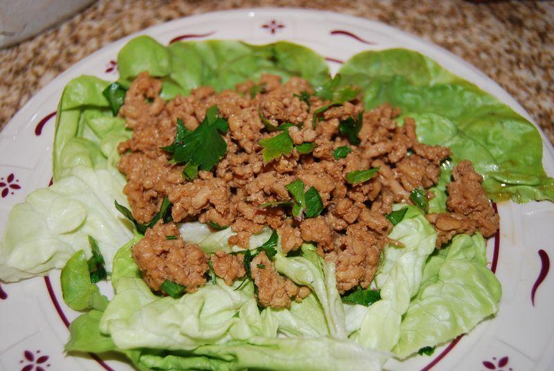WWDH Chicken San Choy Bau 010