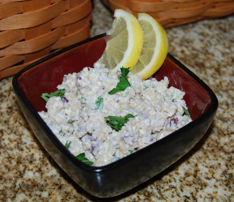 IHCC lemon, CC Salmon, EwE pork chops, misc 026