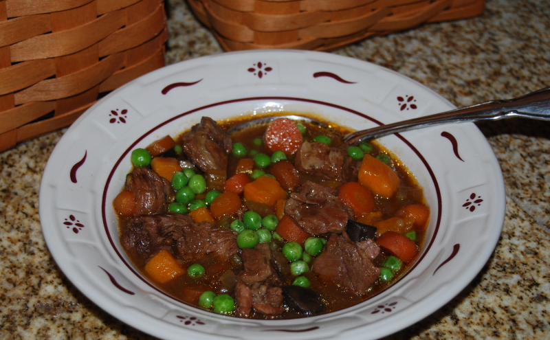 WWDH Onion marmalade and CC stew 039