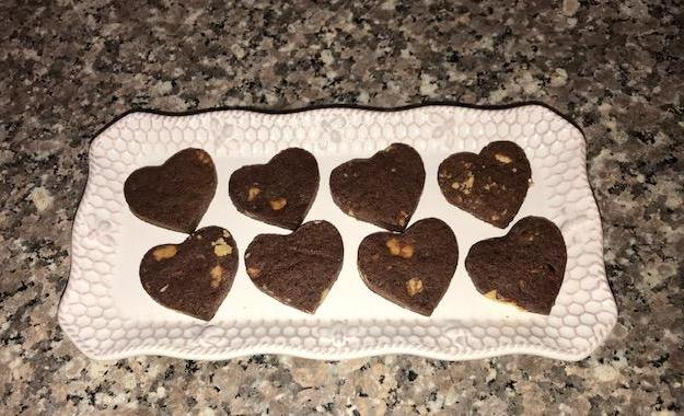 Smoky Hearts Cookie Flash